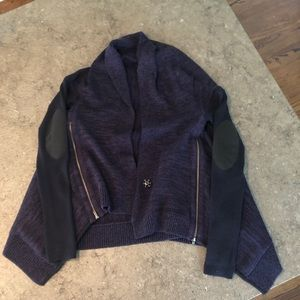 Lululemon sweater wrap